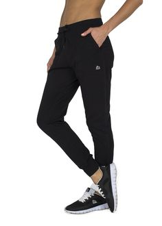 RBX Active Women's Full Length Cotton Jogger ** Click image to review more details.