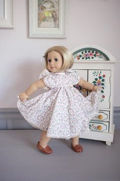 *Lainey Doll Dress & Top - Violette Field Threads   - 1