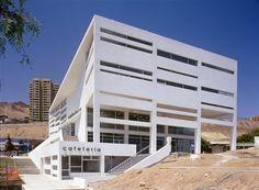 Central Library, Universidad Catolica del Norte / Marsino Arquitectos Asociados