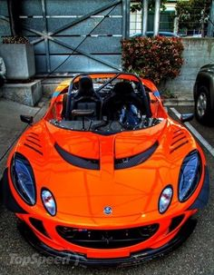 Orange Lotus Elise~