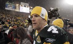 Packers to retire No. 4, put Brett Favre in Hall of Fame in 2015