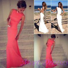 Charming Mermaid High Neck Open Back Pink Satin Long Prom Dresses White Backless Evening Dress Formal Gowns sold by meetdresse. Shop more products from meetdresse on Storenvy, the home of independent small businesses all over the world.