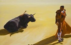 WM | Whitehot magazine of contemporary art | January 2010: Eric Fischl's Corrida in Ronda: a Discussion