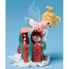 My Little Kitchen Fairies 4028272 Fairie with Present
