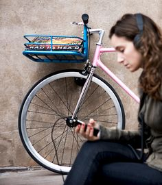Really like this idea, handlebars with in-built basket.  Bike Porter from Copenhagen Parts
