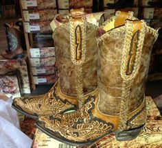 Old Gringo Wyoming Cowgirl Boots at RiverTrail in North Carolina. #oldgringoboots #cowgirlboots