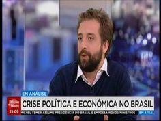 Gregório Duvivier (Porta dos Fundos) - Golpe de Estado no Brasil (12 Mai...