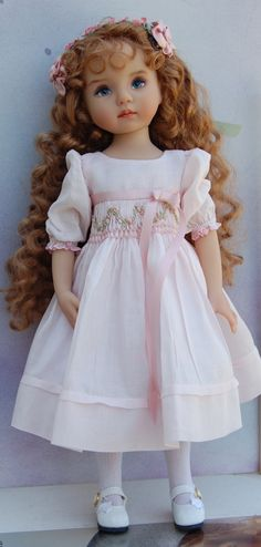 Dianna Effner Little Darling Hand Painted Collector by Kuwahidolls