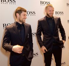 Ben Davies, Tottenham Hotspur Fc, Football, Suits, Formal, Bobs, People, Happiness, Fashion