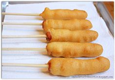 Homemade Corndogs - Tastes Better From Scratch