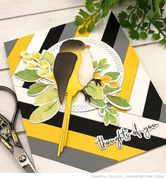 Striped Background, New Leaf, Anniversary Sale, Color Card, Paper Gifts, Detailed Image, Some Fun, Card Making, Bloom