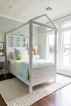 Fixer Upper Season 4 | Chip and Joanna Gaines | Episode 16 | The Little Shack on the Prairie | Bedroom | Shiplap