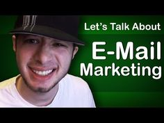 (Video) Let's Talk About E-Mail Marketing | The Blogging Rapper