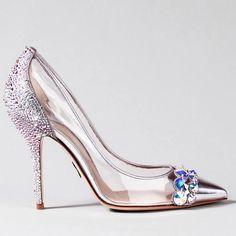 shoes. Disney Princess WeddingsCinderella ShoesShoes 2015Celebrity WeddingsPaul  AndrewWedding ...