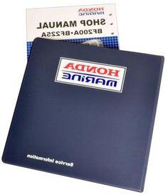 Honda BF200 BF225 A2~K0 Marine Outboard Service Shop Repair Manual