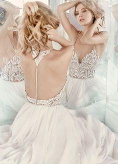 Style 6609 Teresa by Hayley Paige $3500-3999 Store: Janene's Bridal in Alameda