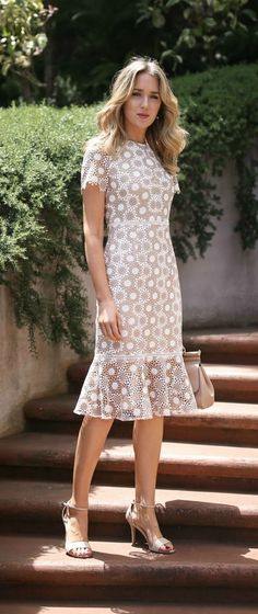 7fe26ea2824 20 Outfits You Should Have in Closet when You Turn 30. Simple Dress  CasualCasual Summer ...