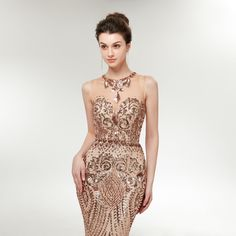 e1cadbf42d5f Leyidress Womens Sexy Sequins Trumpet Mermaid Dresses Evening Dress Long  Party Prom Gown 12 * Take a look at the picture by seeing the link.