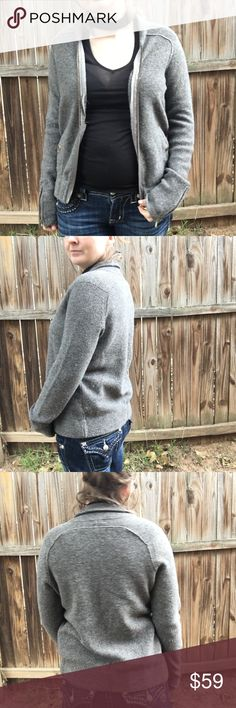 "J. Crew gilded sweater jacket Women's Small J. Crew gilded sweater jacket Women's Small 19"" arm pit to arm pit. 22"" length. 95% merino wool 5 % metallic. Great Condition. J. Crew Jackets & Coats"