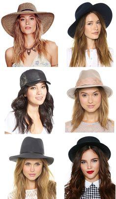 EDITRIX PICKS: Summer Hats on te blog today!