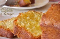 Cake à l'orange moelleux.  Un cake l'orange moelleux irrésistiblement bon, mon mari qui n'aime ...