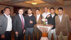 Celebración por la implementación del Sistema SAP