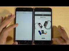 Video Shows Benefits of 2GB RAM in iPhone 6s - Mac Rumors