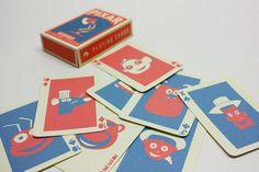 Actualité / Deux jeux de cartes en hommage à Pixar / étapes: design & culture visuelle