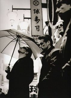 U2, I can't live with or without you.