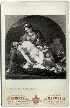 Pietà - Annibale Carracci Annibale Carracci, Lenten, Christian Art, Renaissance, Meditation, The Past, Painting, Passion, Illustrations