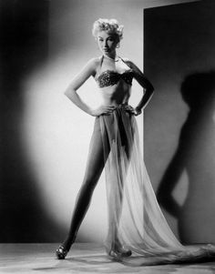 Burlesque queen Lili St. Cyr was the Kim Kardashian of her day | New York Post