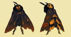 moth+by+CoconutMilkyway.deviantart.com+on+@deviantART
