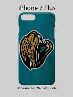Jacksonville Jaguars Logo iPhone 7 PLUS Case Cover Wrap Around