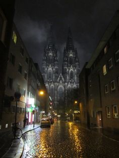 Kölner Dom bei Nacht - cologne cathedral by night