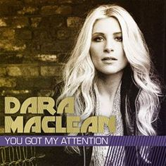 "Dara Maclean; new Christian artisit; r&b, soulful sound, love the song ""Suitcases"""