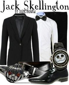 Nightmare before Christmas Wedding: Suit