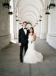 Fairmont DC Wedding Hannah Hudson Photography (19) bridal portrait