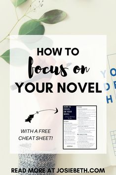 How do you focus on just one novel when inspiration attacks you left and right? With a battle plan! Learn how to finish your novel and advance in your writing, plus put all that spare inspiration to good. #writingtips #writinginspiration #nanowrimo