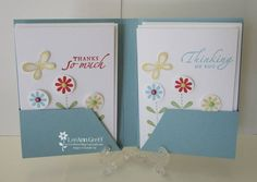 Quck & Easy Note Card Box inside by flowerbugnd1 - Cards and Paper Crafts at Splitcoaststampers