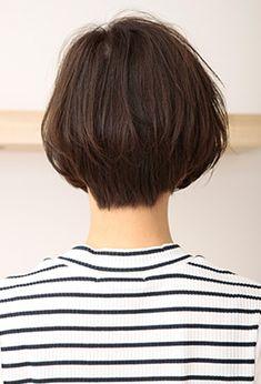 Asian Hair, Hair Designs, Short Hair Styles, Bob, Hair Beauty, Aoyama, Cute, Women, Hairstyles
