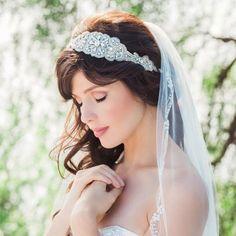 50 Acessórios de cabelo para noivas verão 2017: marcam TODA a diferença! Image: 4