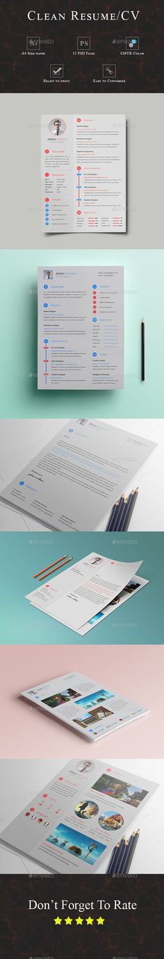 Free resume template with top banner Classic resume templates - free resume builder and downloader