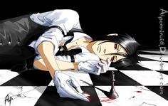 "Black Butler - ""My King"" sebastian-michaelis Photo Black Butler Anime, Black Butler Sebastian, Black Butler 3, Ciel Phantomhive, Manga Anime, Avatar, King Photo, Black Butler Kuroshitsuji, Hot Anime Guys"