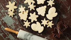 Easy Sugar Cookie Cut-Outs