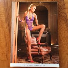 Baci Lingerie ✨Brand new in box!✨ Sexy lavender lingerie! Perfect for the bedroom!! Would fit S/M. Baci Intimates & Sleepwear