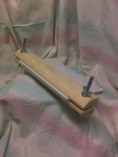 wood press Como las mías!