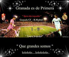 Granada 1 Madrid 0