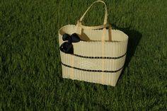 Cestas Hand Made Bags from Canoga Park, California. http://www.farmersmarketonline.com/bags.htm