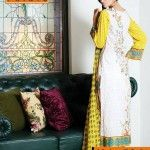 Warda Prints Eid Lawn Collections 2013 For Women | She Choice