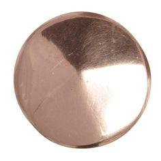 Nail knopp, koppar i gruppen Inredningsdetaljer hos RUM21.se (116230)